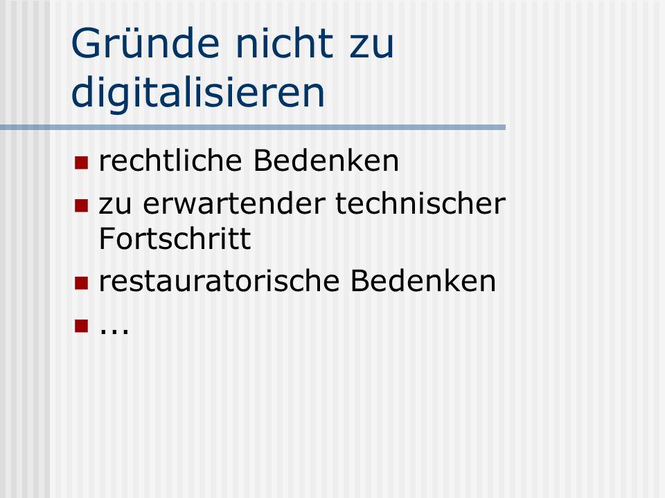 Strategien für die Digitale Bibliothek 1.Inhalte 2.