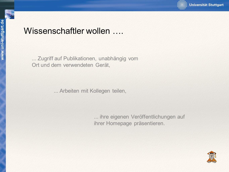 www.uni-stuttgart.de Studierende wollen …....
