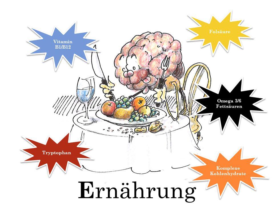 E rnährung + Emotionale Vitamine