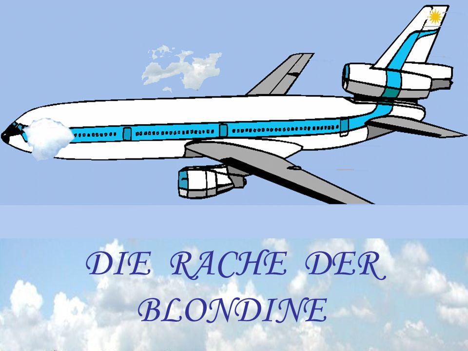 Halb im Schlaf, nimmt die Blondine die 500€ --- und dreht sich gleich wieder zu ihrer Schlafposition..