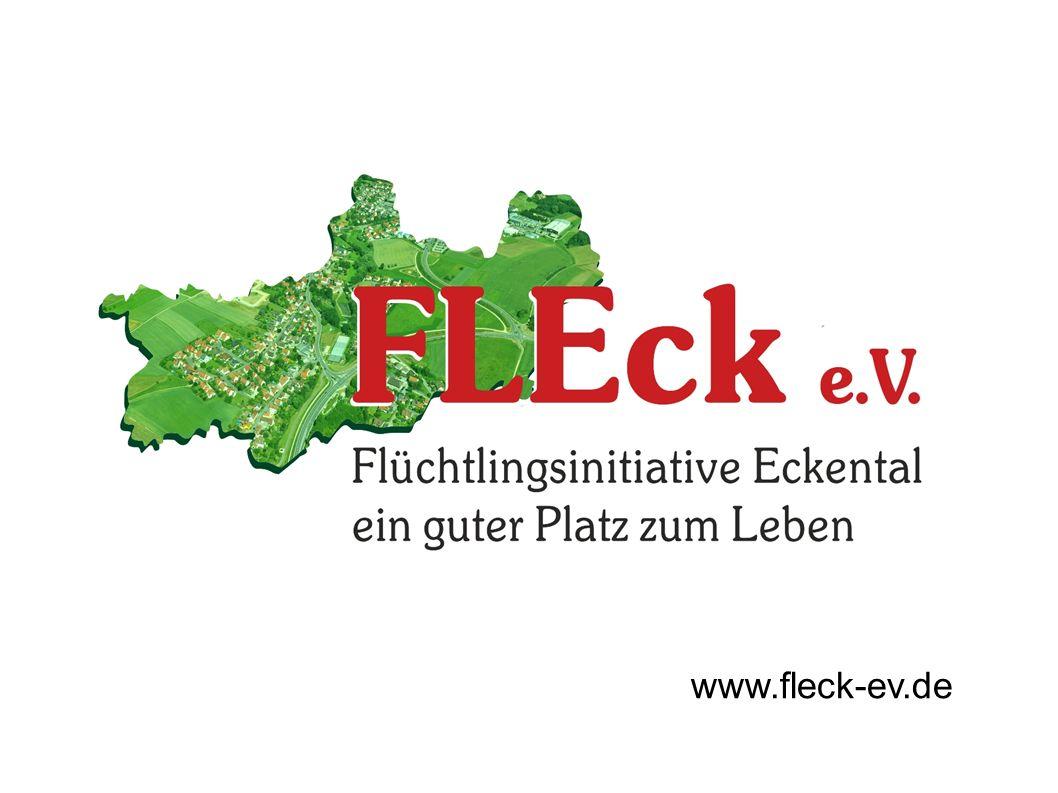 Flüchtlingsinitiative Eckental FLEck e.V.Flüchtlinge:110 (ab Jahresende 2015 ca.