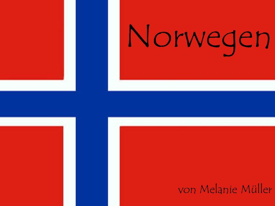 Norwegen von Melanie Müller