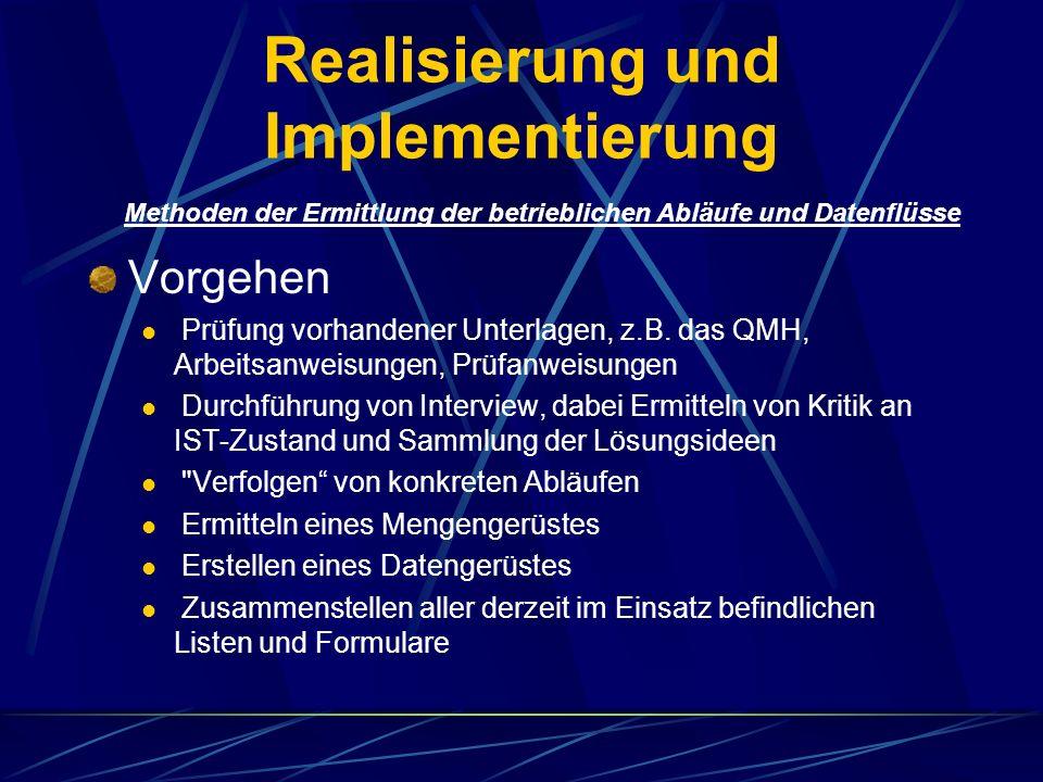Evaluationsbericht Kurze Situationsdarstellung Eventuell Highlights aus den Anforderungen Auflistung der anbietenden Firmen mit Darstellung des Aussch