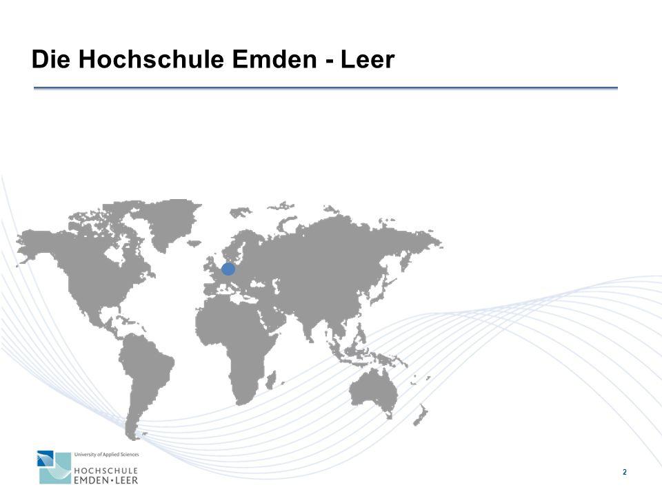 2 Die Hochschule Emden - Leer