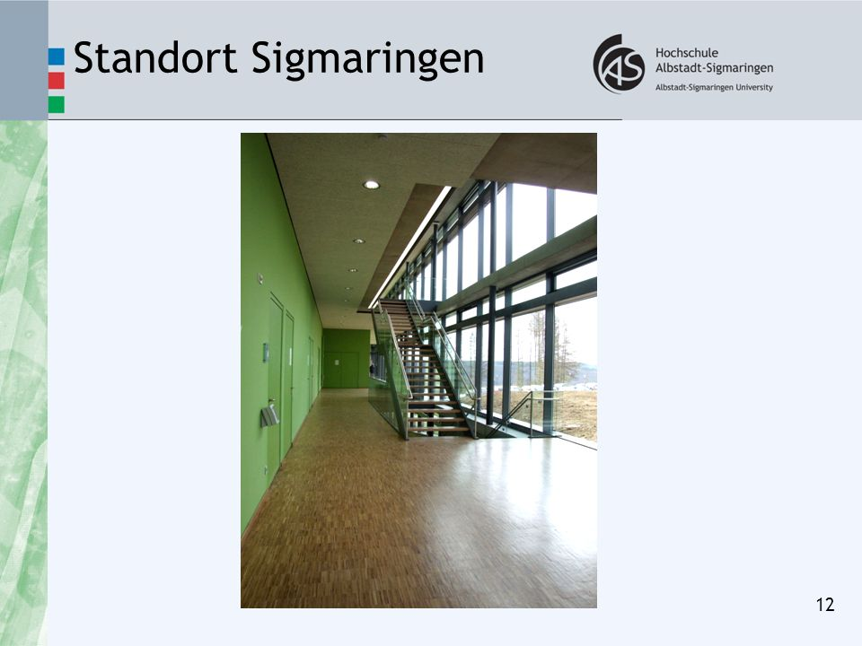 Standort Sigmaringen 12