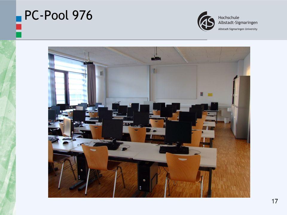 PC-Pool 976 17