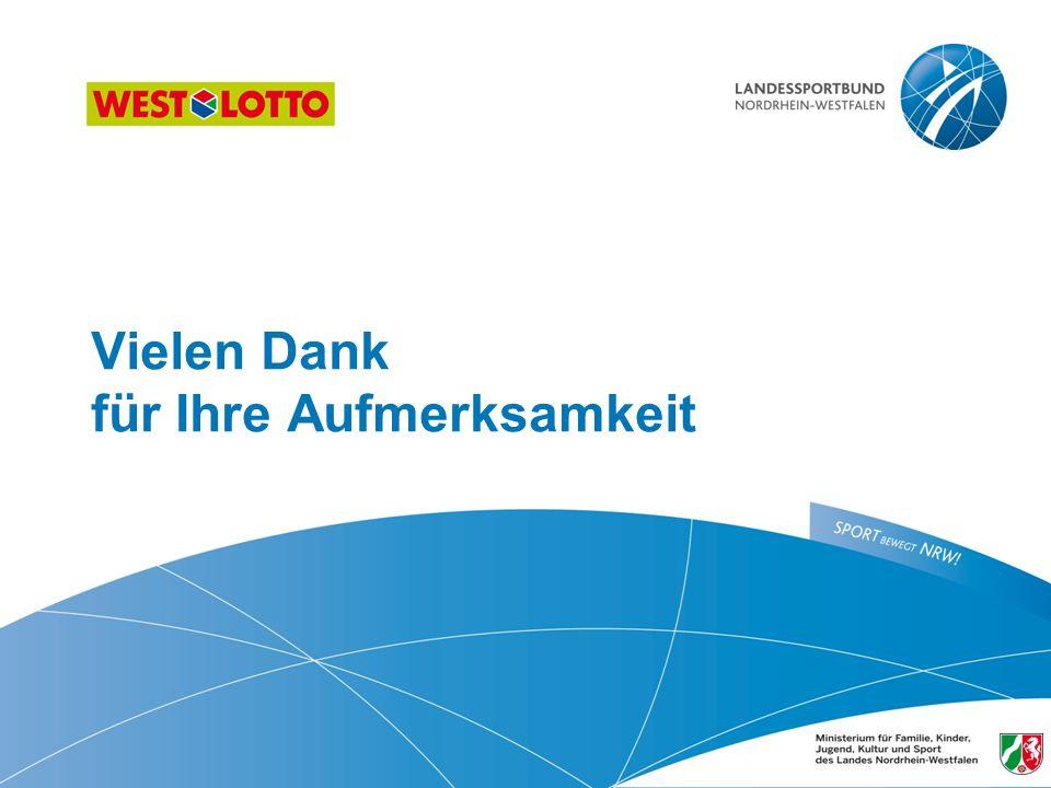 19 | Vereins-Informations- Beratungs- und Schulungssystem, Duisburg 22.09.2010 Vielen Dank für Ihre Aufmerksamkeit