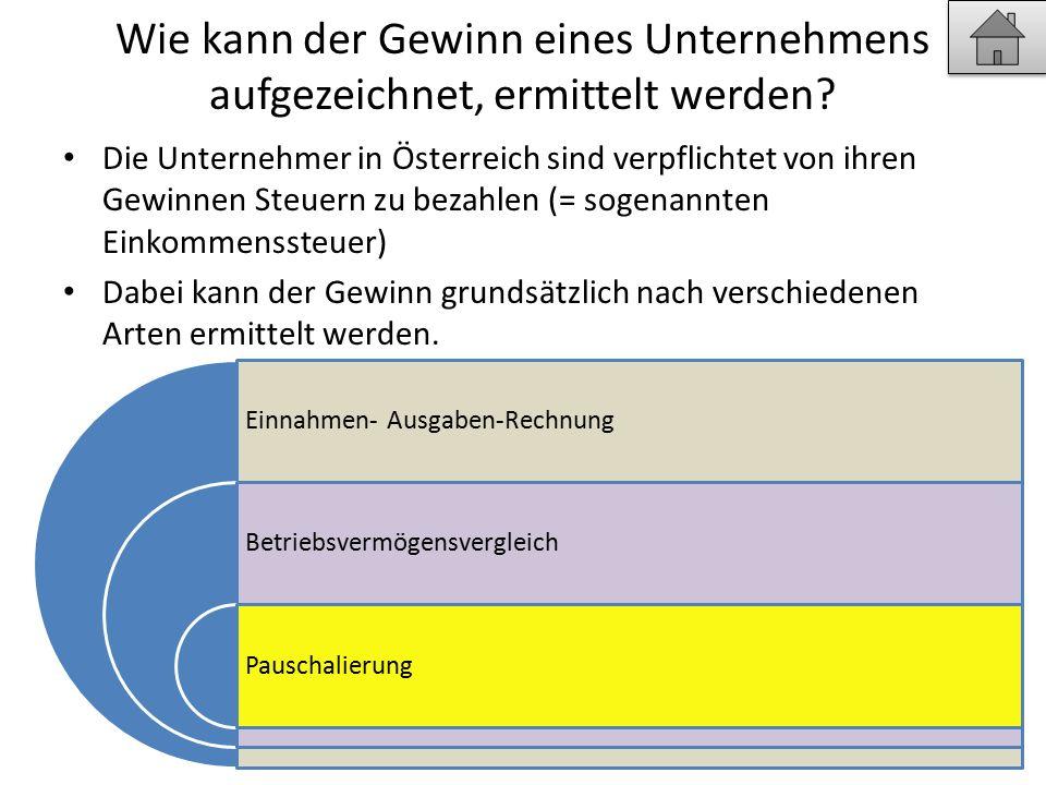 Einnahmen- Ausgaben-Rechnung Die Einnahmen-Ausgaben-Rechnung ist ein vereinfachtes System der Gewinnermittlung, bei dem nur die baren bzw.