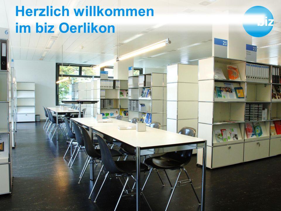 Schule Mammutwis Schule Rietli Schule Schmittenwis Schule Schleinikon Herzlich willkommen im biz Oerlikon