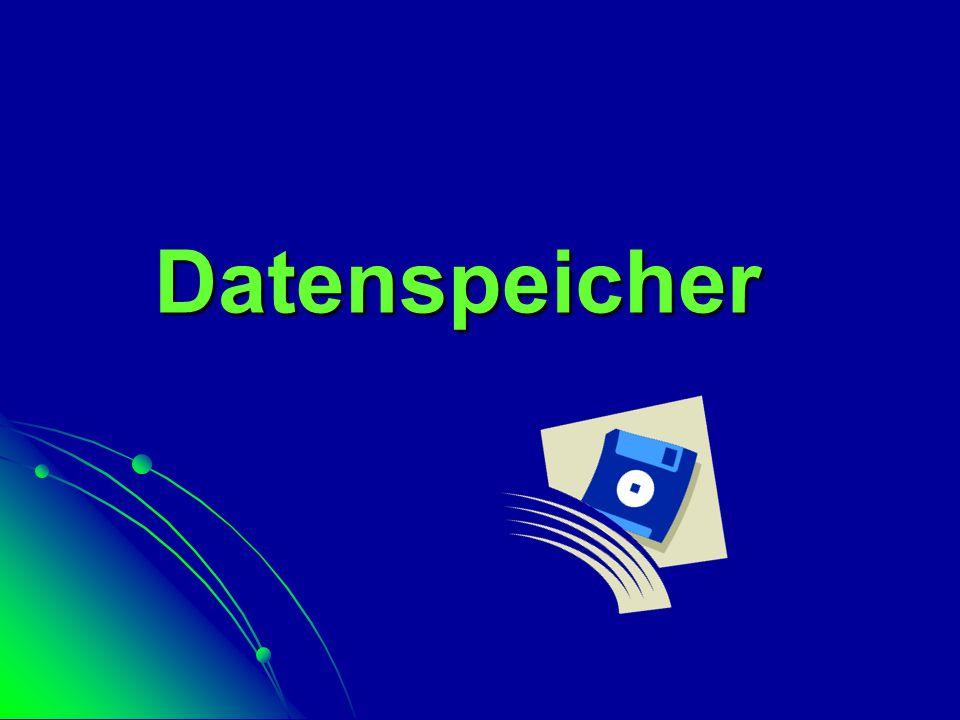 Datenspeicher