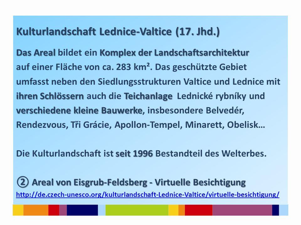 Kulturlandschaft Lednice-Valtice (17.