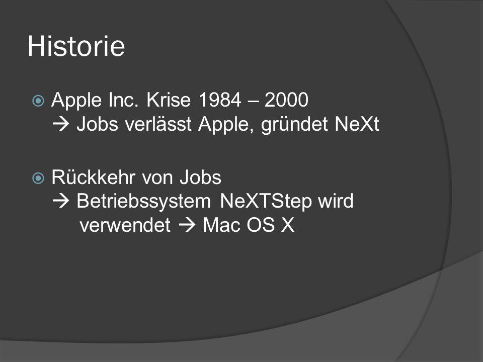 Historie  Apple Inc.