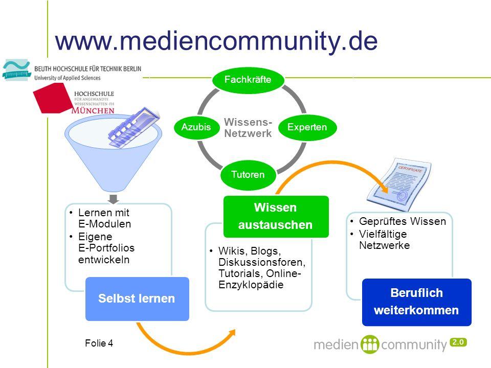 www.mediencommunity.de Folie 4