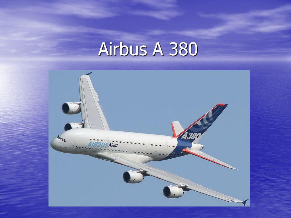 Airbus A 380 Von Elvio Brunner