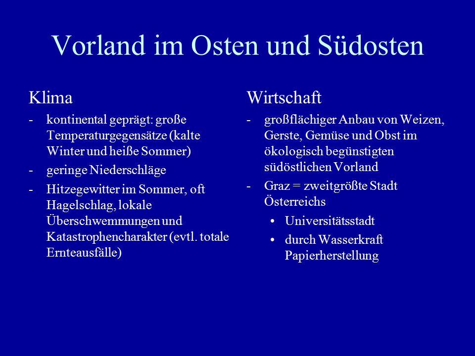 Wiener Becken Lage -Bundesländer: NÖ, Wien, Burgenland (3700 km²) -Nahtbereich zw.