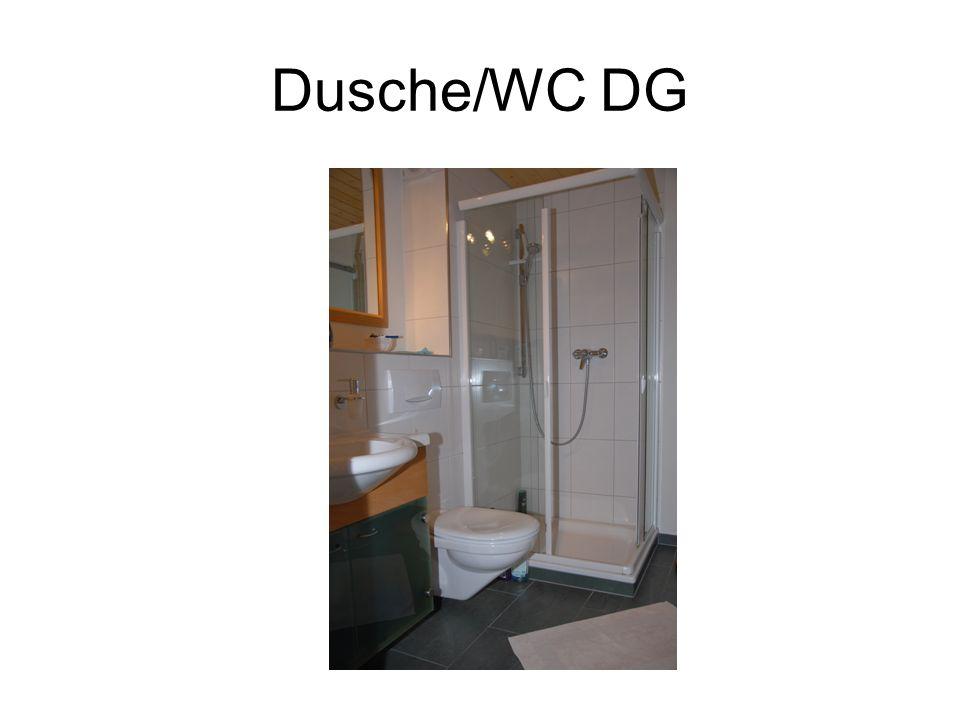 Dusche/WC DG