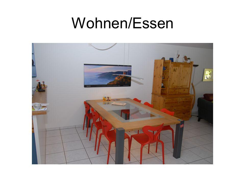 Wohnen/Essen