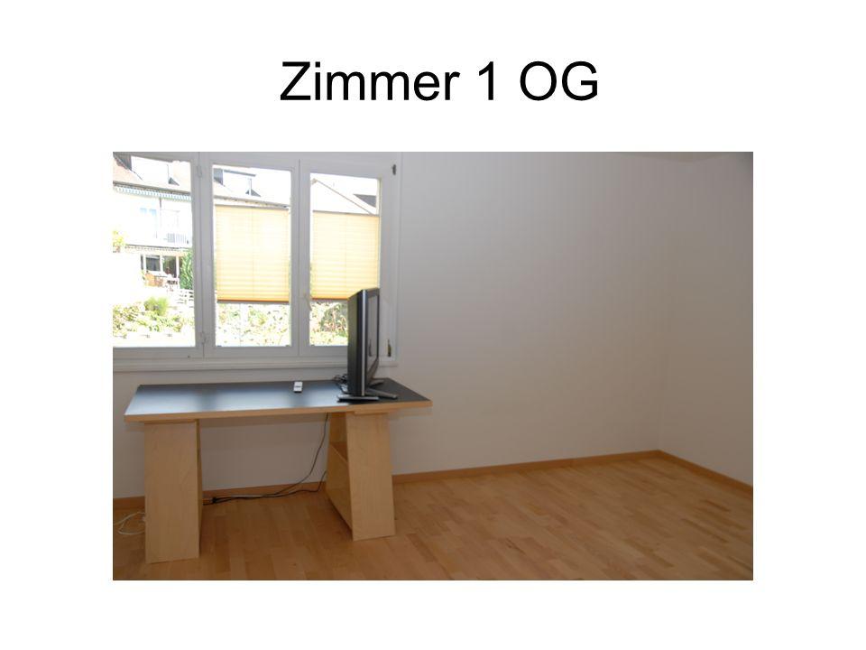 Zimmer 2 + 3 OG