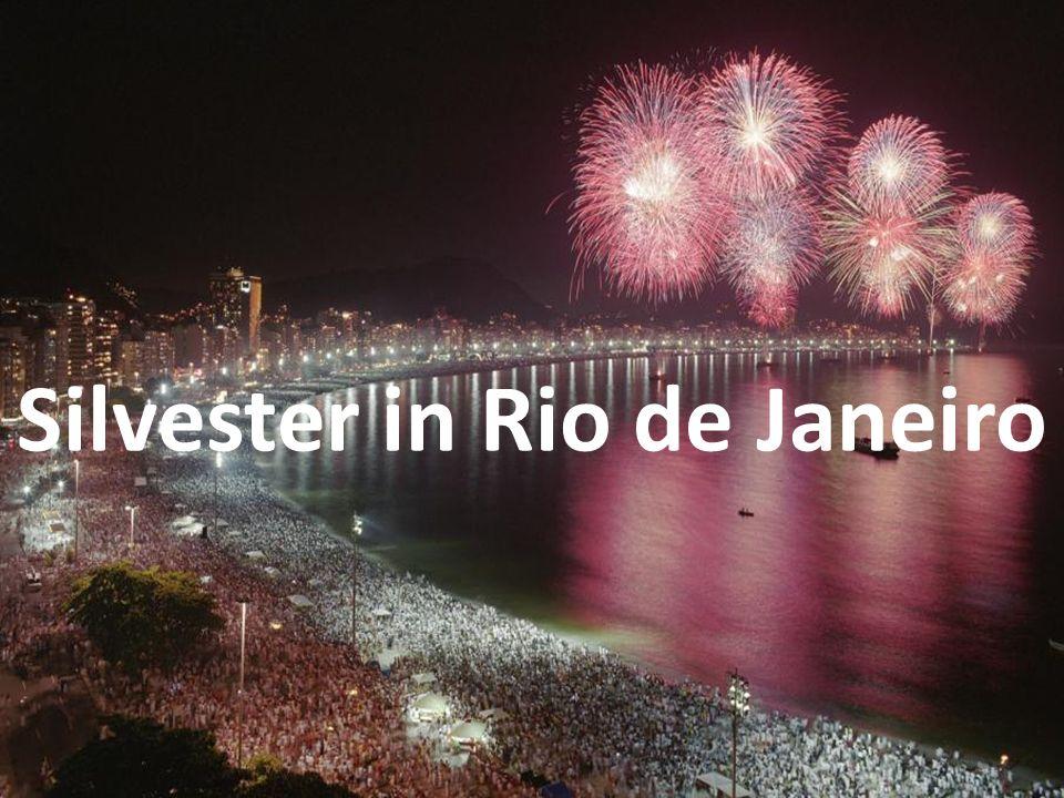 Silvester in Rio de Janeiro