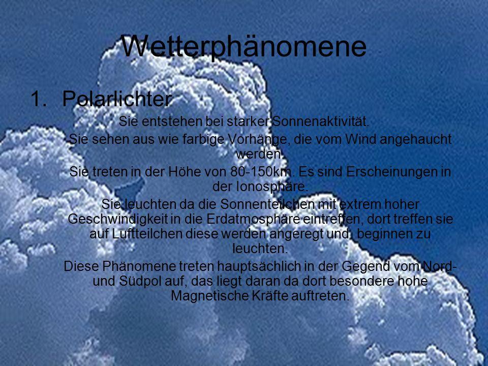 Ein paar Begriffe… Atmosphäre: Die größeren Planeten und Monde besitzen eine mit Gas gefüllte Hülle, die Atmosphäre genannt wird.