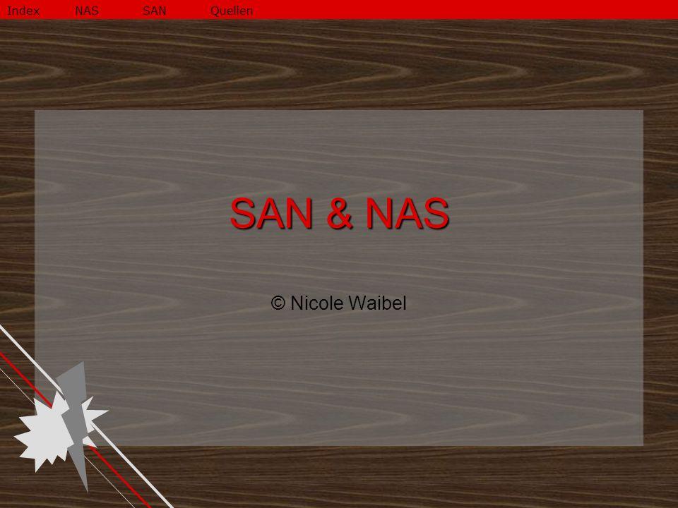 SAN & NAS © Nicole Waibel IndexNASSANQuellen