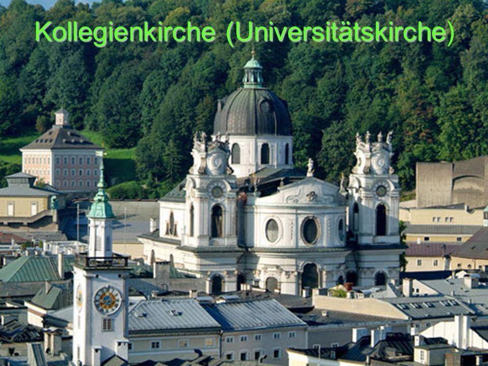 Kollegienkirche (Universitätskirche Kollegienkirche (Universitätskirche)