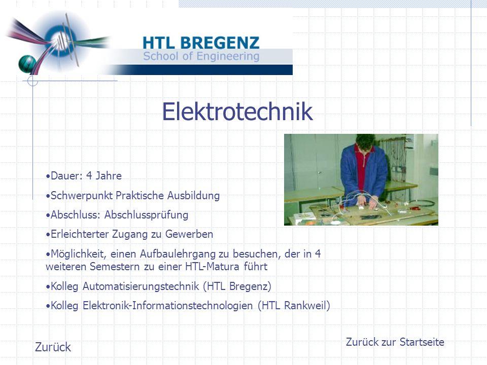 Zurück zur Startseite Elektrotechnik Achtung: neuer Lehrplan gültig ab 1.9.2007! Diese Stundentafel wird ab dem Schuljahr 2007/08 in der jeweils gülti