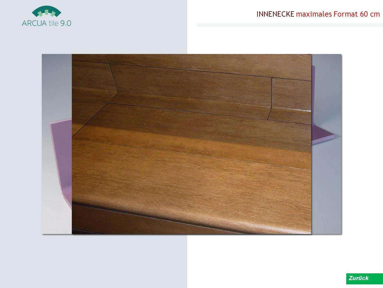 INNENECKE maximales Format 60 cm Zurück