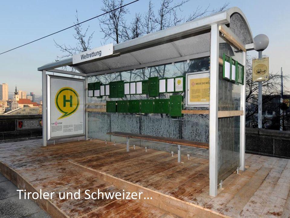 Tiroler und Schweizer…