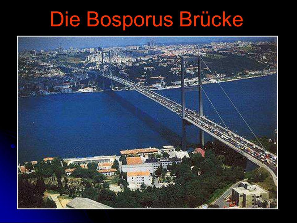 Die Bosporus Brücke