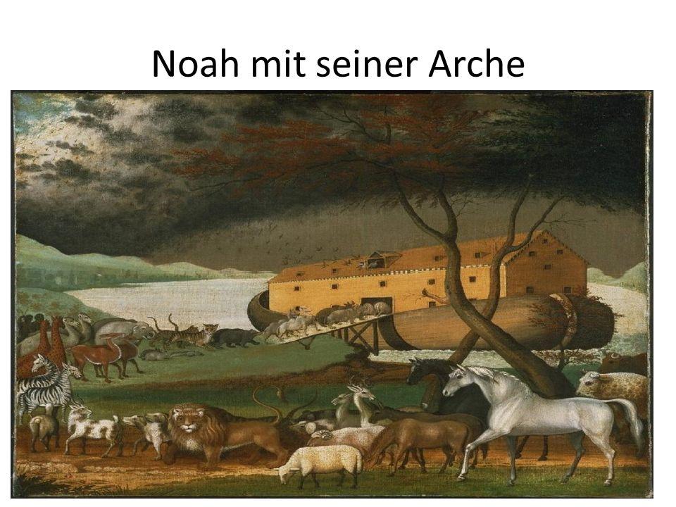Noah mit seiner Arche