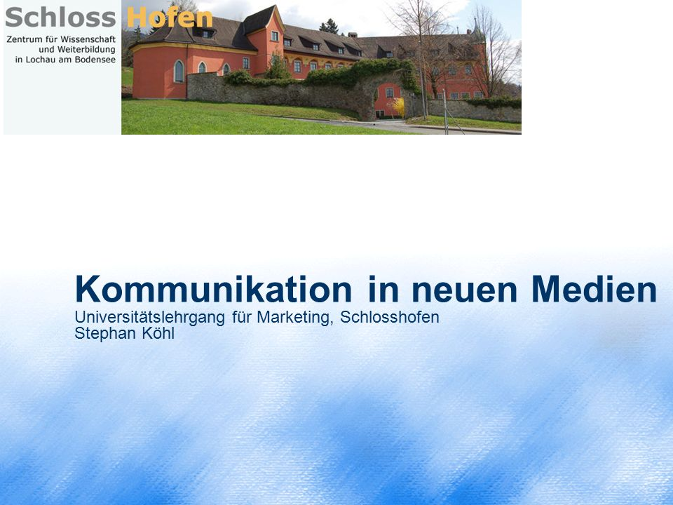 Online Werbe-Kennzahlen  Page impressions (views)  Visits  Usetime  Unique clients  Unique users (visitors, audience, Reichweite)  Ad impressions  Ad clicks, CTR (Click through rate)  CPC, CPO (Cost per click/order)