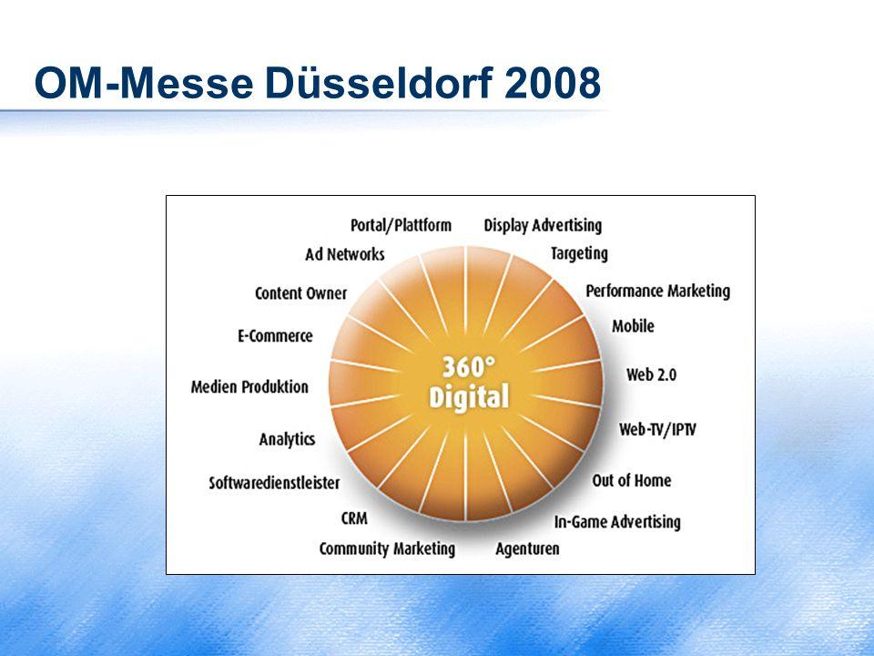 Werbewirkung versch. Werbeformen Tomorrow Focus Studie 2006
