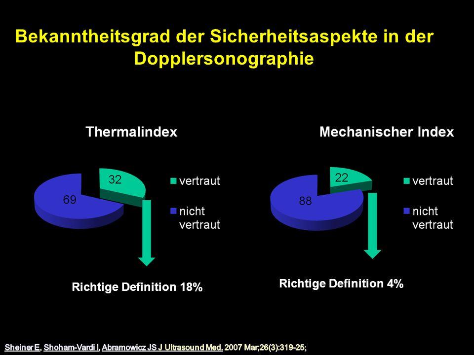 MI und TI in der diagnostischen Routine* 1.2. 3.