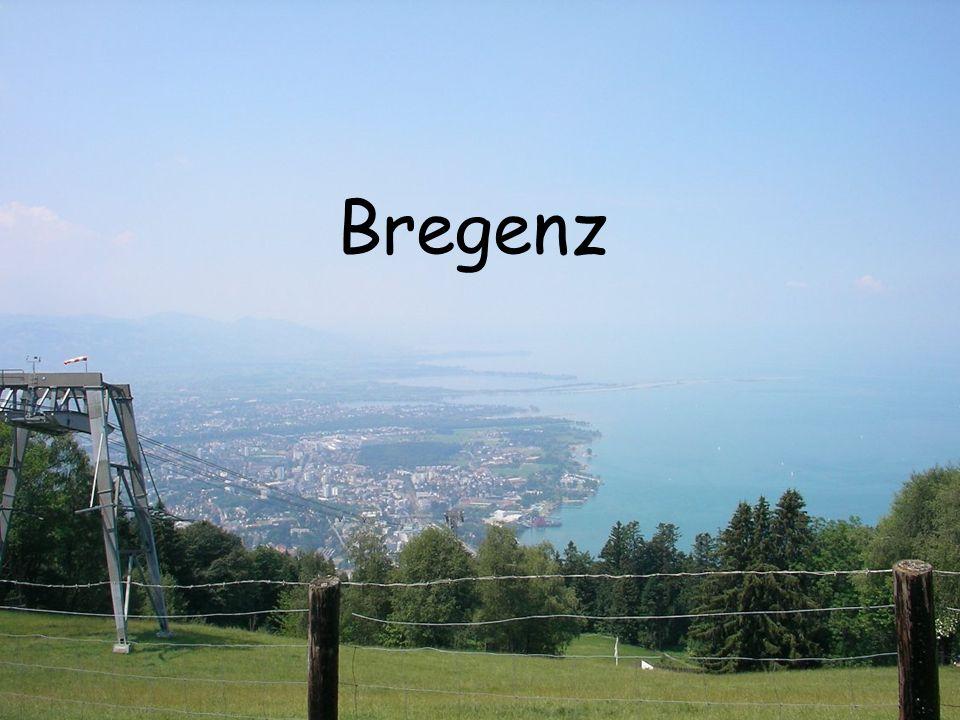 Einer der am stärksten befestigten Orte des Keltenstammes der Brigantier Römer  Brigantium 1861  Hauptstadt Vorarlbergs Nach dem 2.