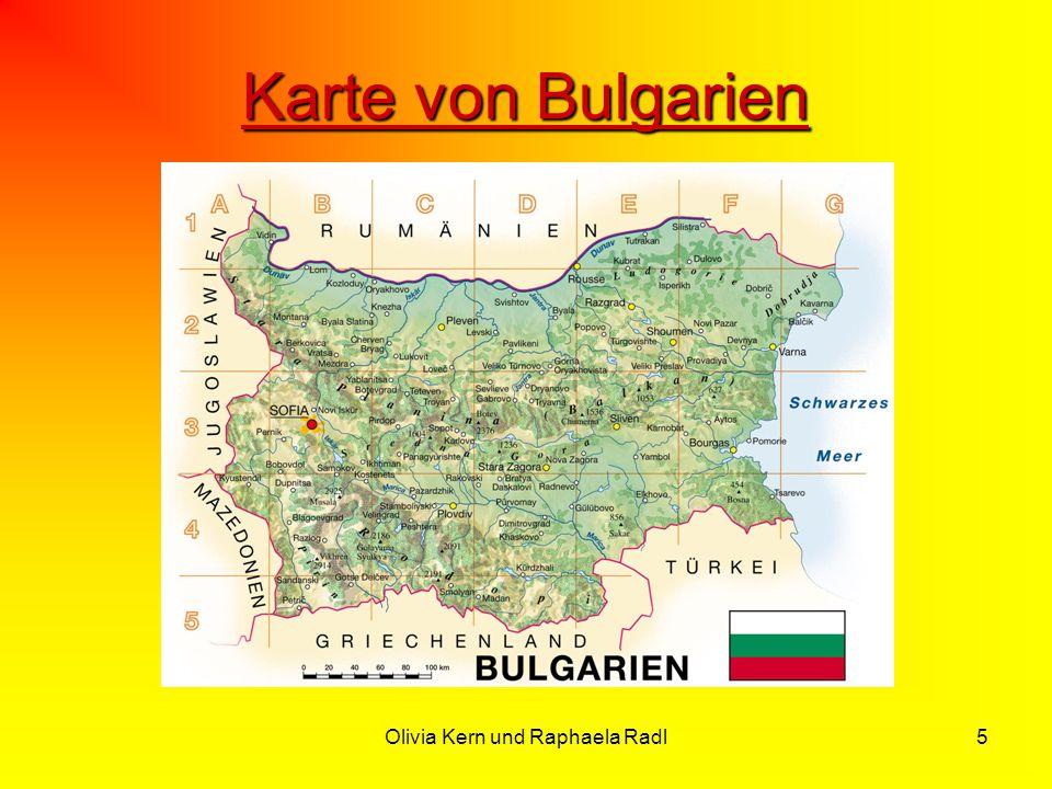 Olivia Kern und Raphaela Radl6 Geschichte Erstes bulgarisches Reich Priska von Turkvolk gegründet Simeon I.