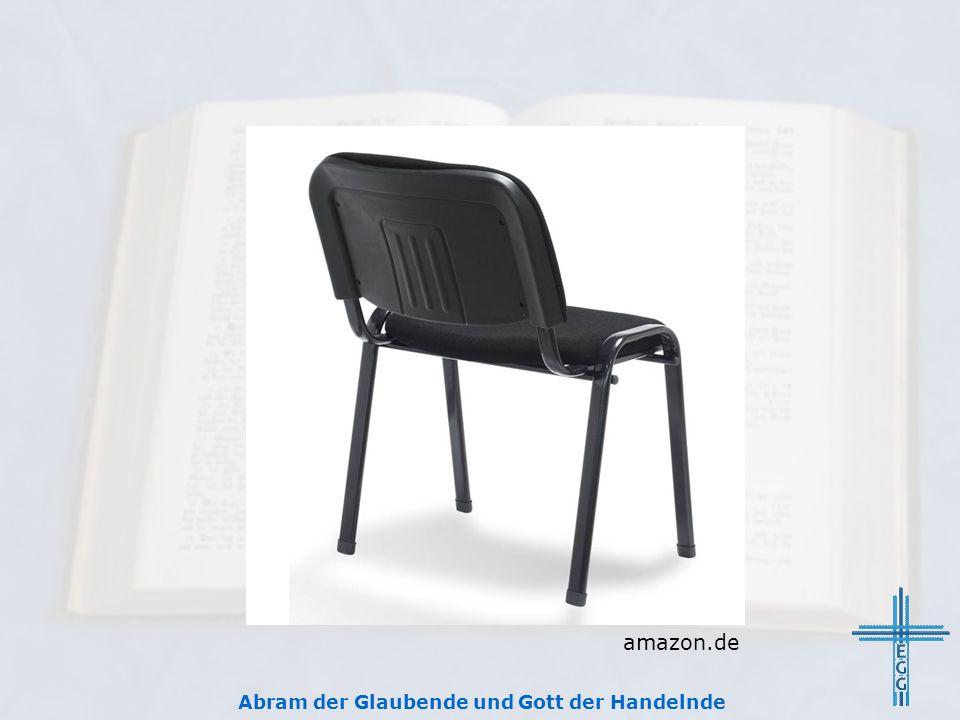 Abram der Glaubende und Gott der Handelnde amazon.de