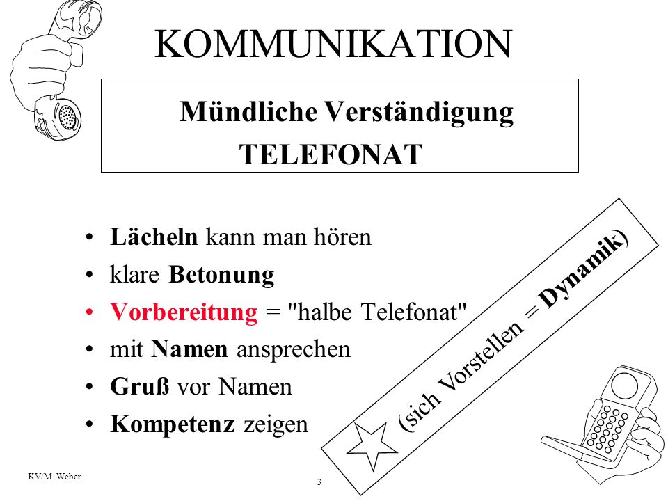34 KV/M.Weber KOMMUNIKATION Schriftverkehr im Kaufvertrag ZAHLUNGSVERZUG 2.