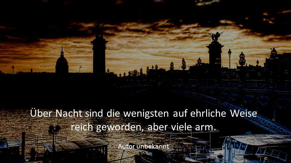 Jeden Abend sind wir um einen Tag ärmer. Arthur Schopenhauer