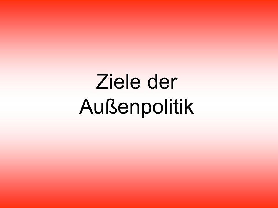 Die wichtigsten politischen Bestimmungen Wiederherstellung Österreichs als freier Staat die Wahrung der Unabhängigkeit und territoriale Unversehrtheit Österreichs (Anschlussverbot) Anerkennung der Menschenrechte das Auflösen von nazistischen und faschistischen Organisationen