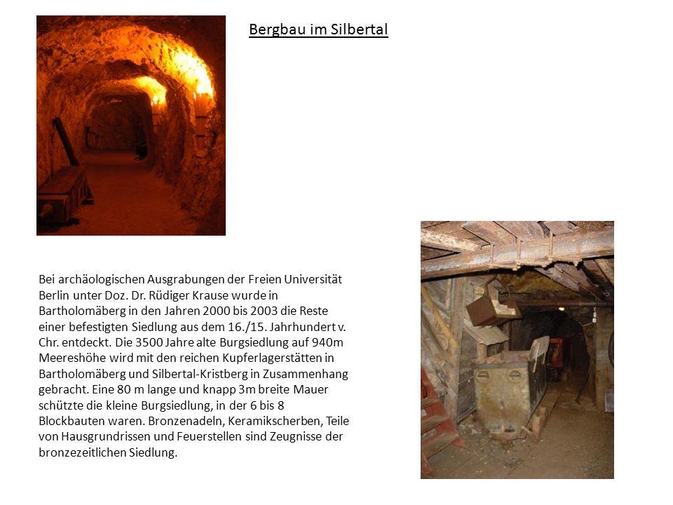 Bei archäologischen Ausgrabungen der Freien Universität Berlin unter Doz.