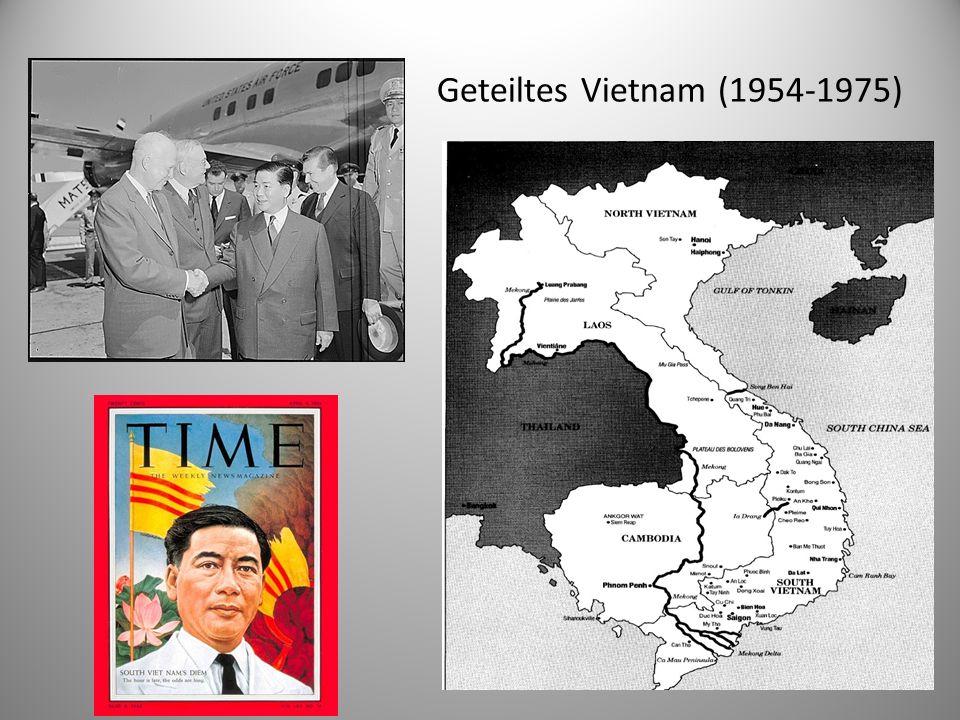 Geteiltes Vietnam (1954-1975)