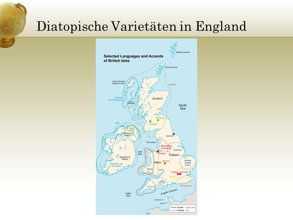 Diastratische Varietät Wichtige Untersuchungsgebiete der Soziolinguistik sind der spezifische Sprachgebrauch sozialer Schichten und das Auftreten von Sprachbarrieren.
