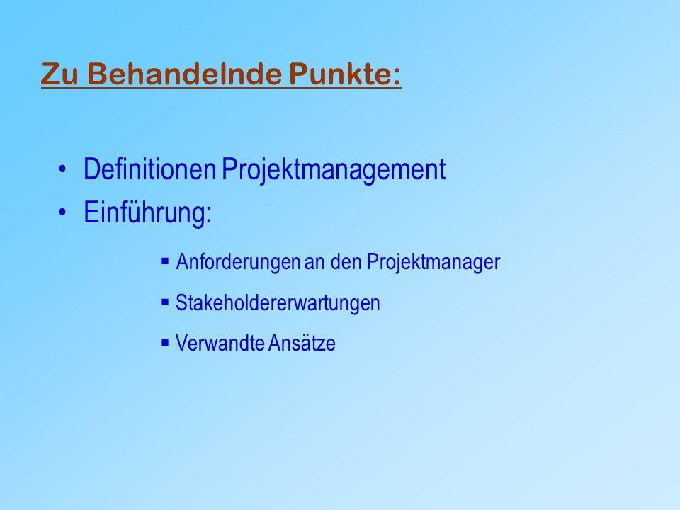 Projektmanagement Schneider Nicola & Heim Patrick
