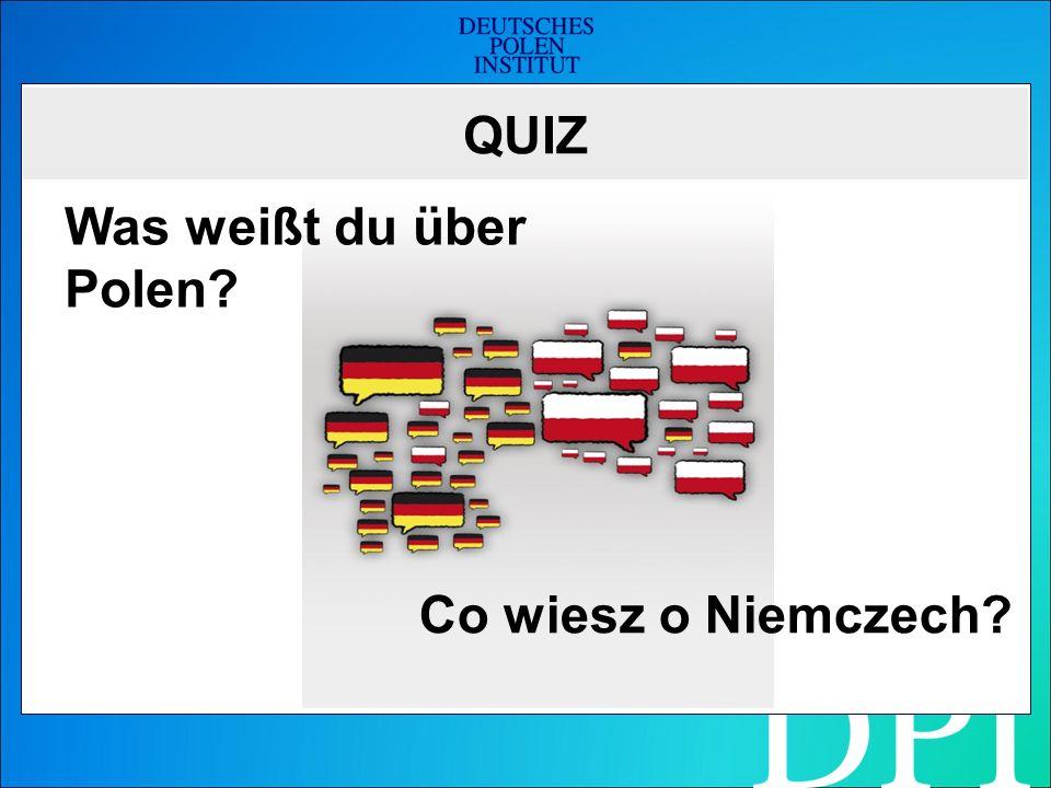QUIZ Was weißt du über Polen Co wiesz o Niemczech