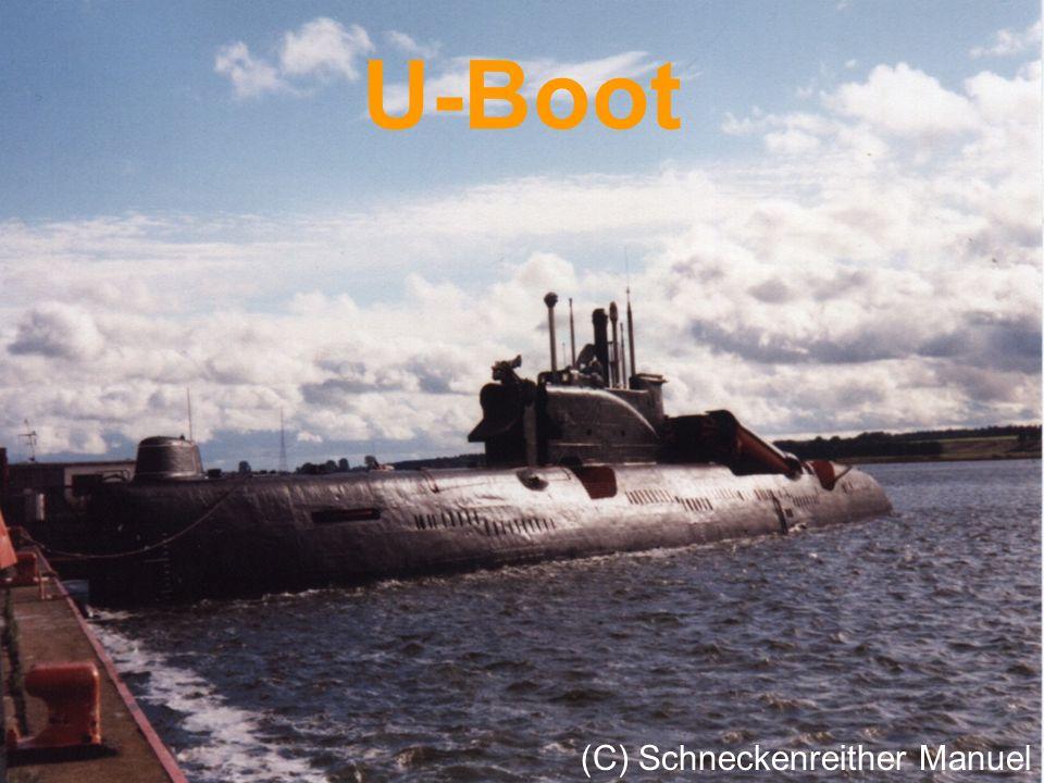 (C) Schneckenreither Manuel U-Boot