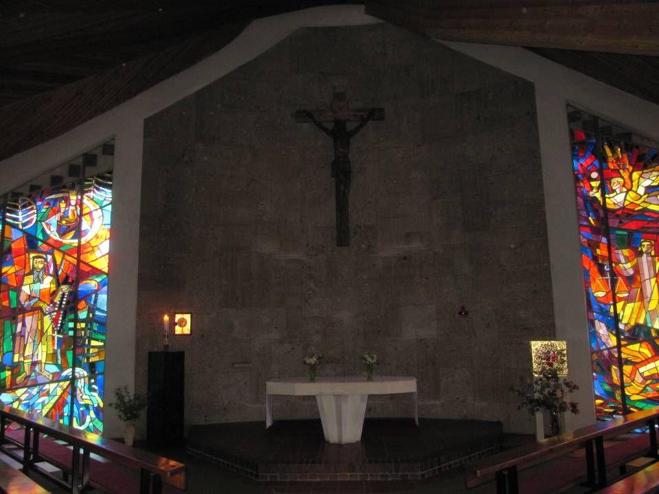 Die Bruder – Klaus - Kirche