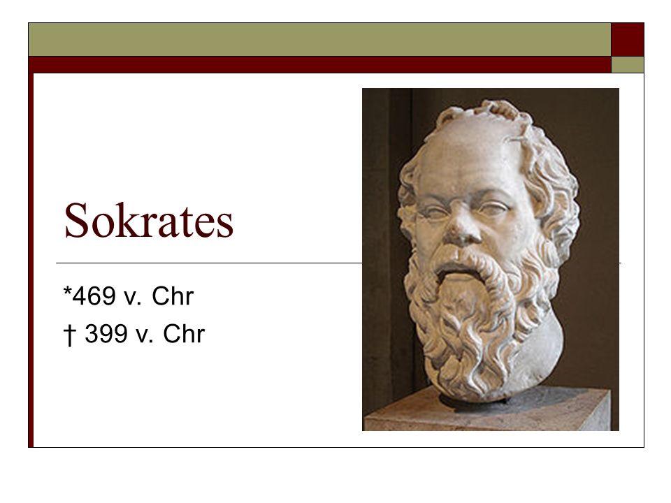  2.Schritt: Sokrates fordert seinen Gesprächspartner zum Umdenken auf.