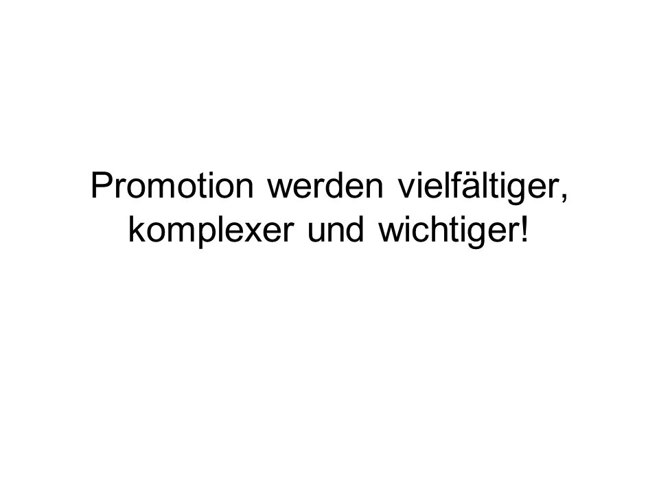 Prof.Dr. Konrad Zerr, university of applied science, Pforzheim Was ist Verkaufsförderung.