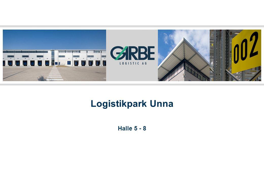 Logistikpark Unna Halle 5 - 8